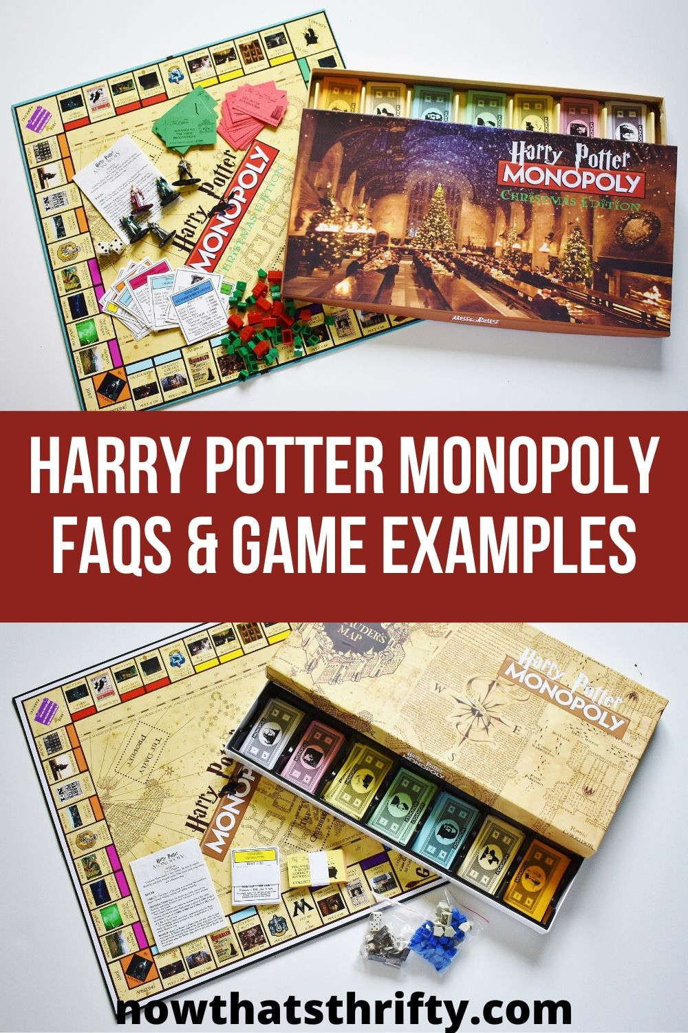 Harry Potter Monopoly : Target