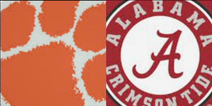 Clemson Clashes With Alabama
