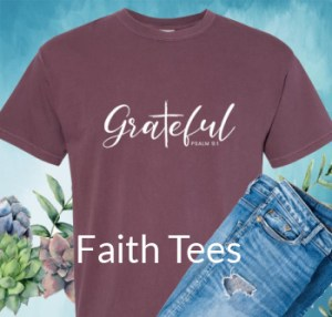 Faith Tees