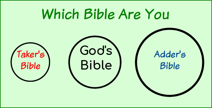 Which Bible are you?