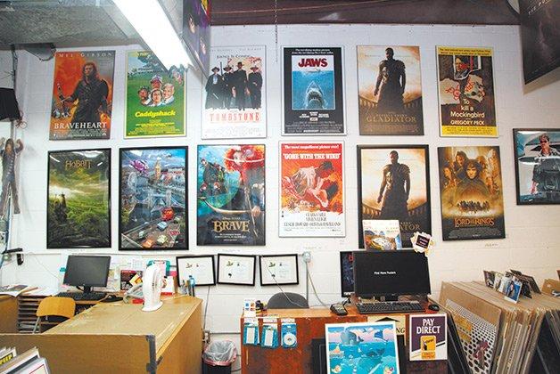 movie poster warehouse now magazine