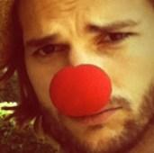 Ashton Kutcher changed his profile.
