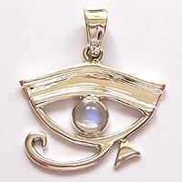 air eye of horus pendant