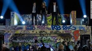 air graffiti stage