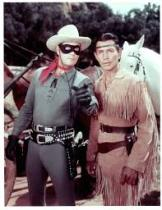 b lone ranger and tonto and white horse