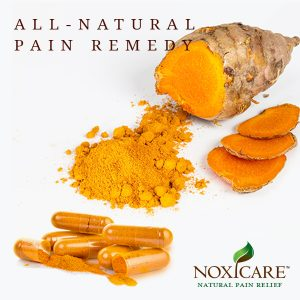 Noxicare turmeric and capsules