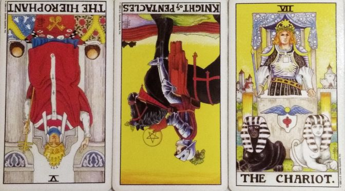 What Does The Deck Say? October 30, 2018