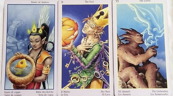 What Does The Deck Say? November 8, 2018