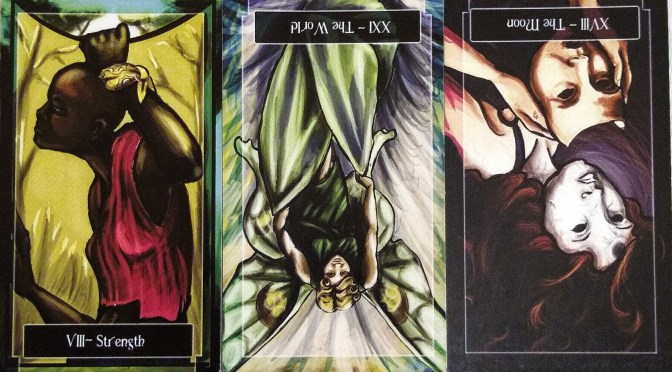 What Does The Deck Say? April 3, 2019
