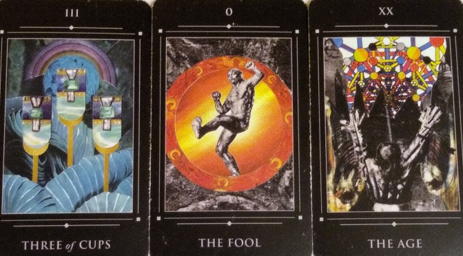 What Does The Deck Say? April 10, 2019