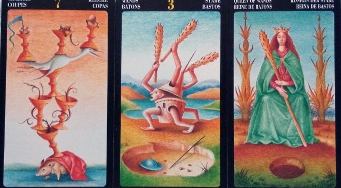 What Does The Deck Say? April 19, 2019