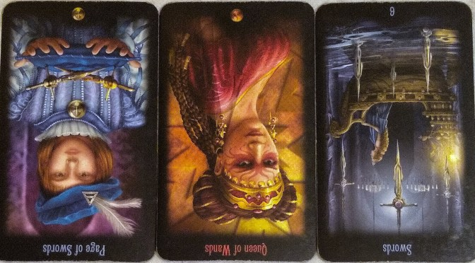 What Does The Deck Say? April 23, 2019