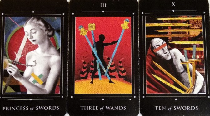 What Does The Deck Say? July 3, 2019