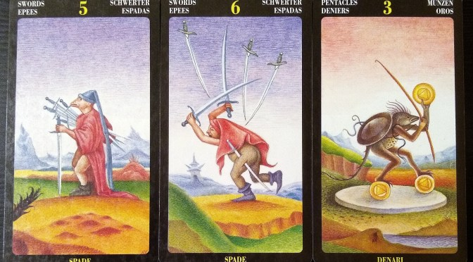 What Does The Deck Say? August 16, 2019