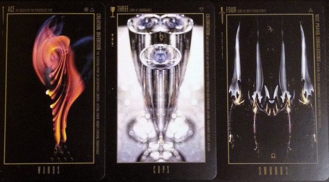 What Does The Deck Say? September 25, 2019