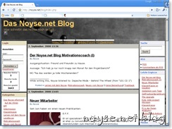 Noyse.net Blog (ver)chrome(t)