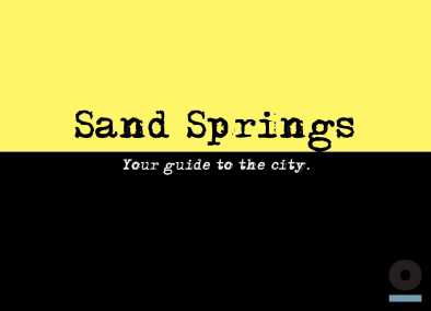 Sand Springs - Guide To The City