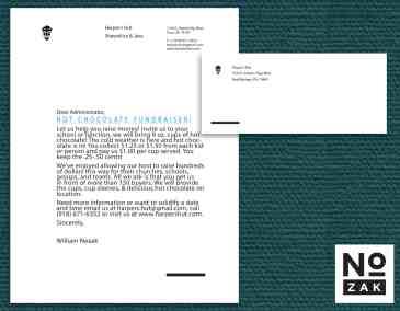 Letterheads - Nozak Consulting
