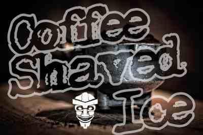 Coffee & Shaved Ice Harper's Hut