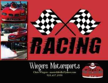 Wiegers Motorsports Pitch Deck