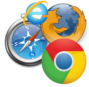 Browser Contacts