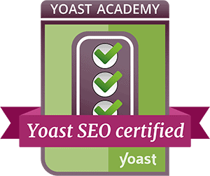 Yoast Certified Badge 1