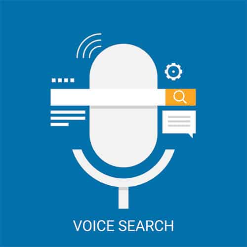 Voice search optimized