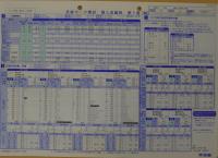 2019年8月 全統マーク模試 第2回 鈴鹿高校探求 政経偏差値68.7 T.R君