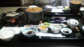 朝食@さくらや