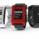 #pebble smartwatchを2ヶ月使ってみた感想(ウェアラブルデバイスの可能性)