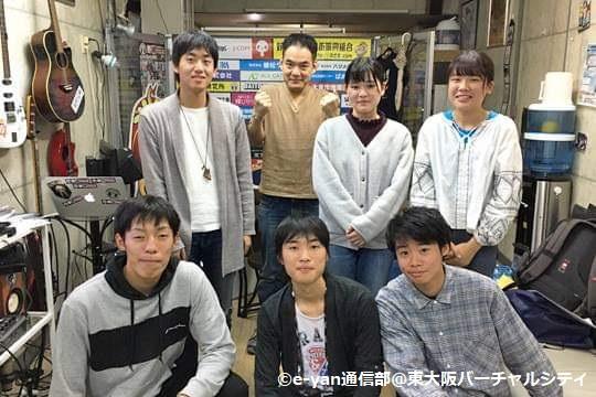 野崎参道商店街の立役者~近畿大学の学生さんが記事にして頂けました。