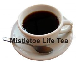 Mistletoe Tea Cup