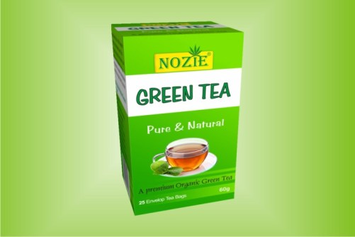 Nozie Green Tea