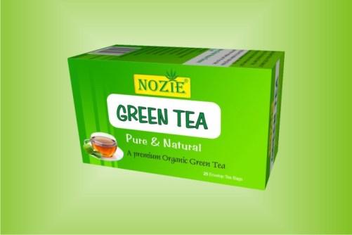 Nozie Green Tea