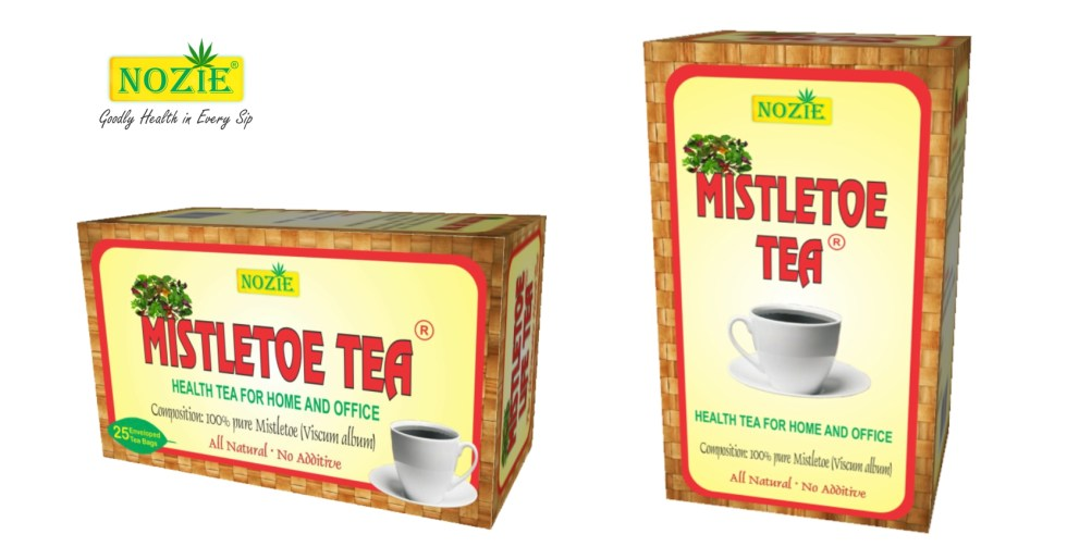 Natural Mistletoe Tea