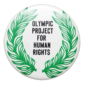 The Olympic Project For Human Rights
