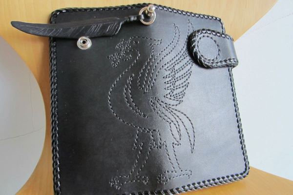 LFC Leather Wallet 01