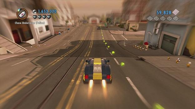 Codes Triches Lego City Undercover Nozzhy