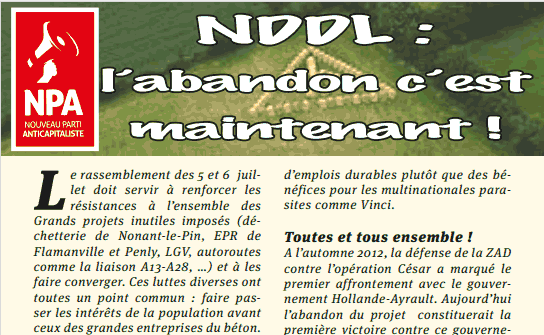 NDDL NPA 4Pages juillet 2014