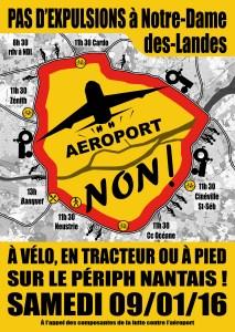 Affiche, parcours et rendez-vous à Nantes