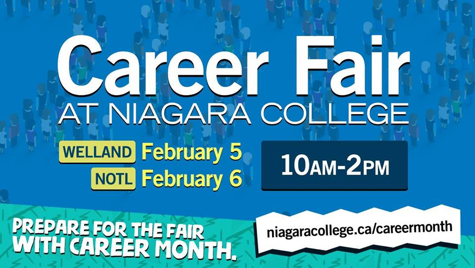 Niagara College Career Fair