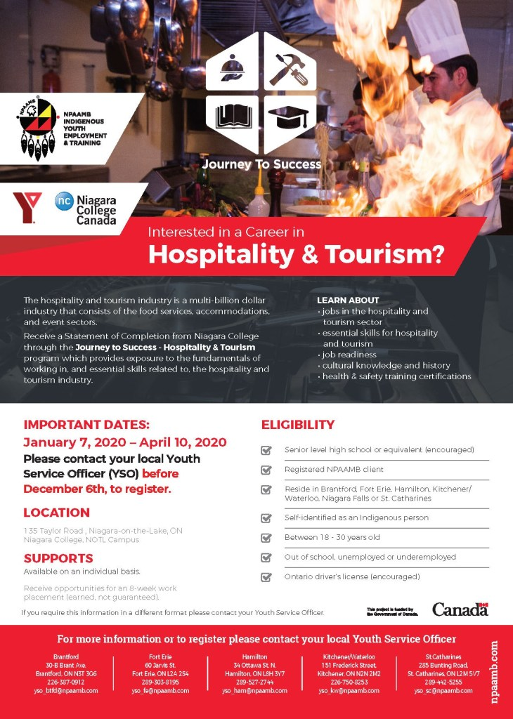 Journey to Success Hospitality & Tourism
