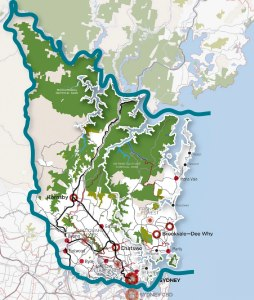 Northern Sydney 1184x1397