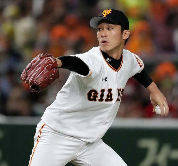 吉川光夫 2勝 2敗 防御率3.38