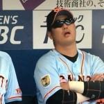 村田修一内野手 .267(30-8) 0本 打点7