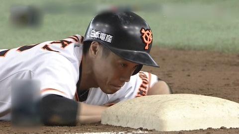 【悲報】鈴木尚広さんの持つ200盗塁以上の盗塁成功率破られそう