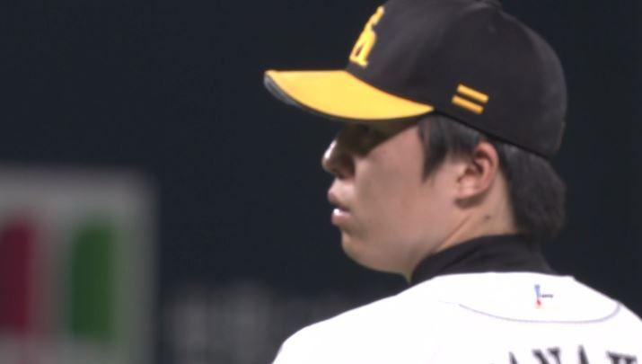 田中正義さん、中継ぎで5試合連続失点шшшшшшшшшшшшшш