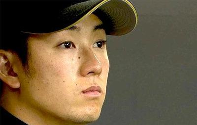 2011年 斎藤佑樹(23)2.69 6勝 6敗