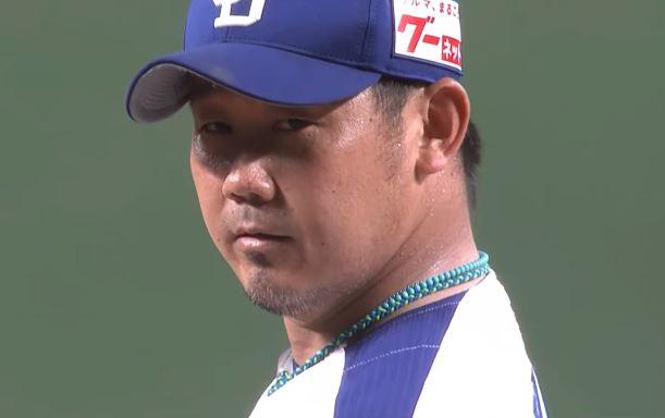 松坂大輔(中日)3勝3敗 防御率2.41 WHIP1.29