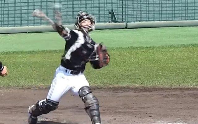 【最新版8/25】セパ12球団 捕手別盗塁阻止率ランキング